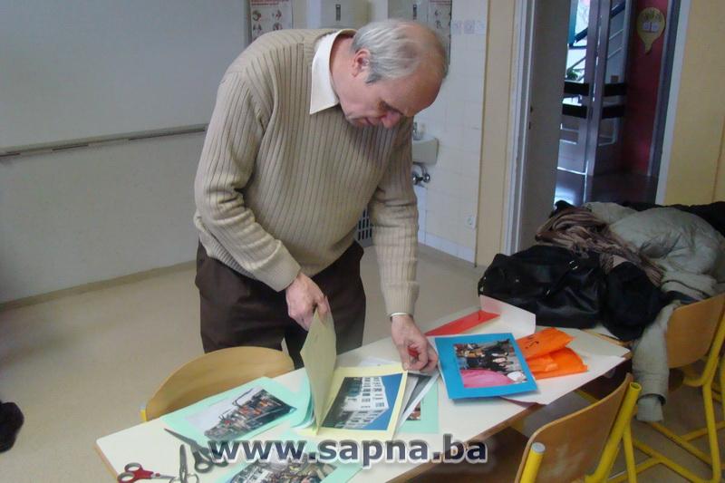 Pregedate slike iz ?lanka: U?enici MS� u Sloveniji