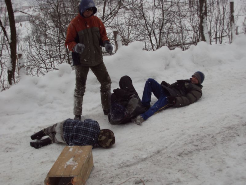 Pregedate slike iz članka: Snijeg u fotografijama čitalaca